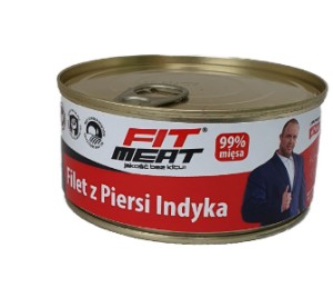 Filet z Piersi Indyka 300g FitMeat
